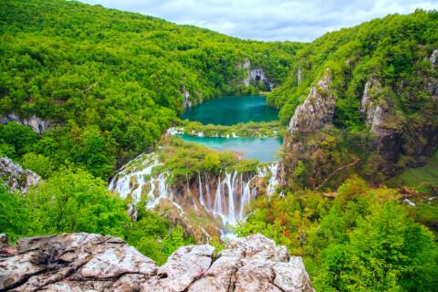 plitvice クロアチア プリトヴィッツェ 観光