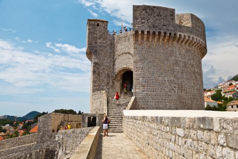 クロアチアのミンチェタ要塞、おすすめの観光スポット