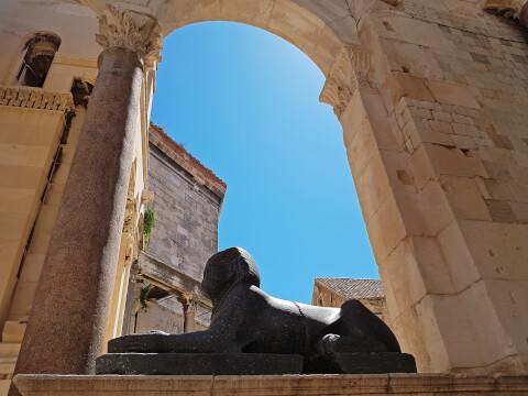 クロアチア、聖イヴァン洗礼堂
