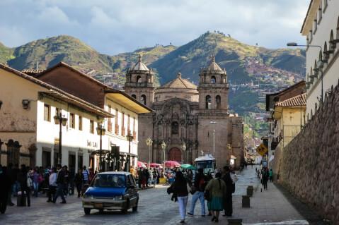 ペルー おすすめ 観光地 クスコ