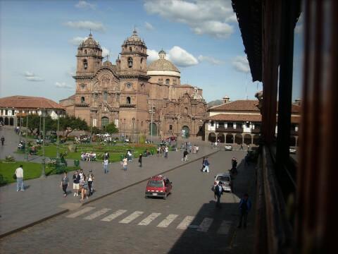 ペルー おすすめ 観光地 アルマス広場