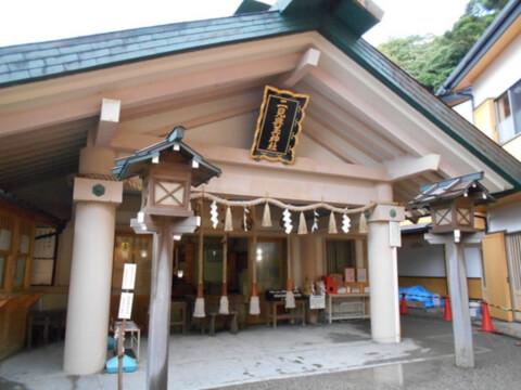 日本 絶景 三重 夫婦岩 伊勢 二見興石神社
