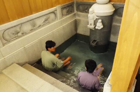 飛鳥乃湯泉 飛鳥の湯 道後温泉別館