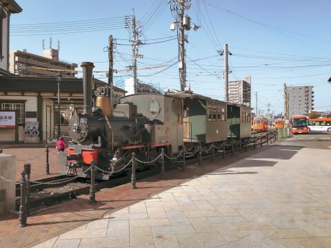 温泉道後坊っちゃん列車