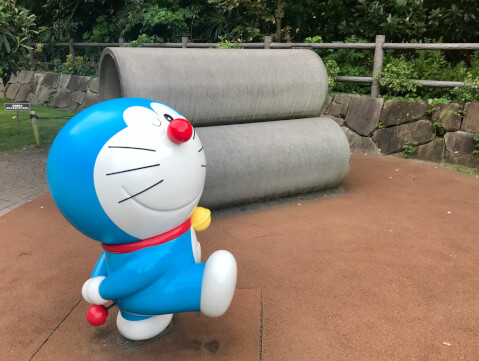 藤子・F・不二雄ミュージアム_ドラえもん_はらっぱ
