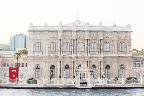 ドルマバブチェ宮殿