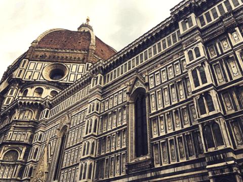 ドゥオーモ大聖堂 フィレンツェ