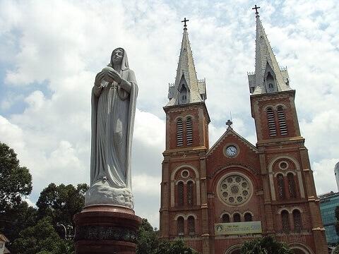 Duc Ba Church