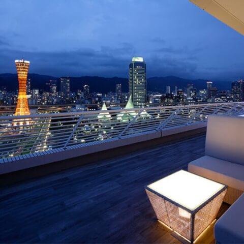 神戸メリケンオリエンタルホテル