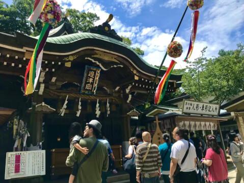 江島神社-本堂