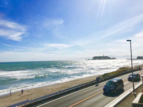 江の島 七里ヶ浜 ドライブ
