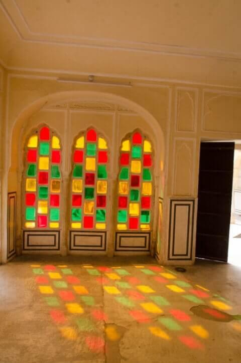 風の宮殿 ハワー・マハール ジャイプール