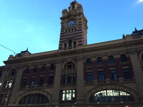 FlindersStreetStation