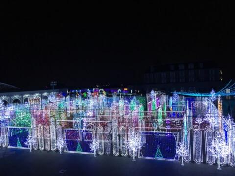 神戸イルミナージュ フルーツフラワーパーク 関西 イルミネーション おすすめ 2020