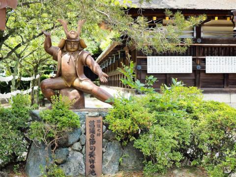 藤森神社 菖蒲の節句