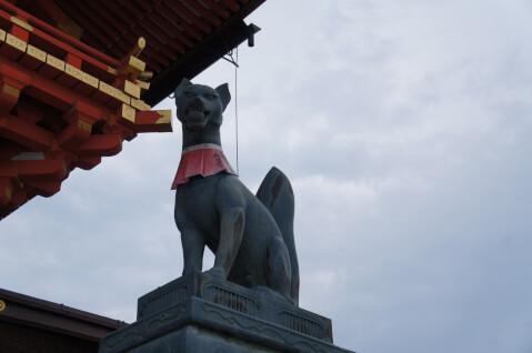 伏見稲荷狐