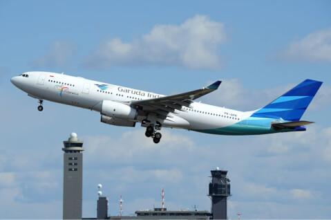 ガルーダ・インドネシア航空 インドネシア 観光 旅行