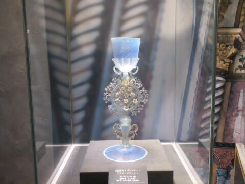 ヴェネチアングラス ガラスの森美術館