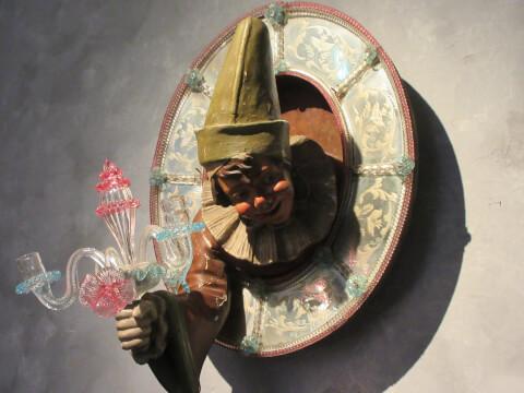 箱根ガラスの森美術館 ピエロ