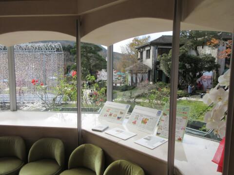 展望室 ガラスの森美術館