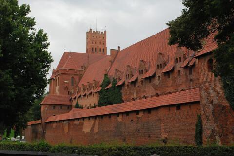 gdask ポーランド グダンスク マルボルク城