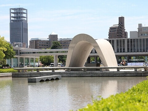 広島_平和記念公園
