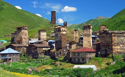 ジョージアのおすすめ人気観光地