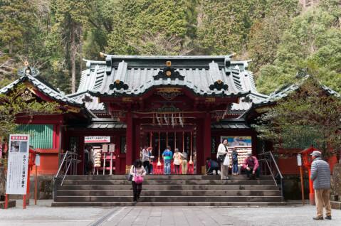 箱根神社 関東 おすすめ パワースポット