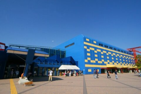 岐阜観光航空宇宙科学博物館