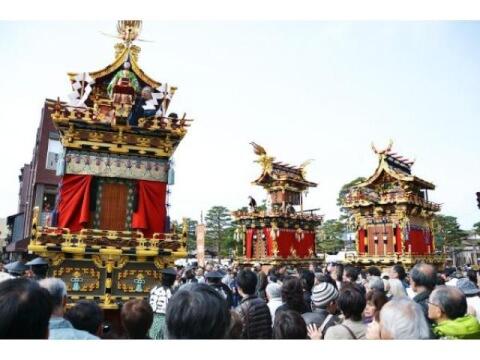 岐阜観光高山祭り