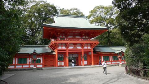 大宮氷川神社 関東 おすすめ パワースポット