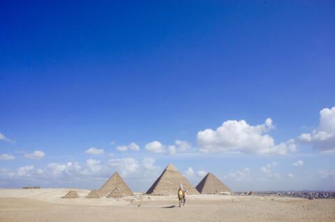 ピラミッド ギザ エジプト
