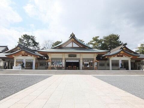 広島護国神社_本殿