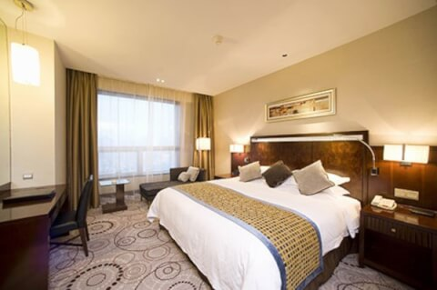 そリュクスホテル客室