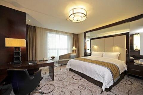 そリュクスホテル客室2