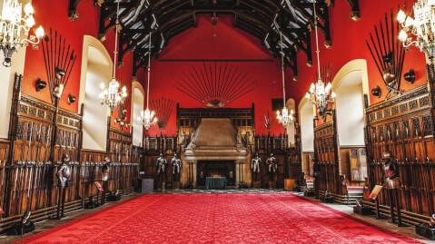 スコットランド 王宮 エディンバラ城