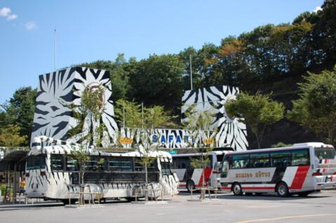 gunma_safari_park_entarance