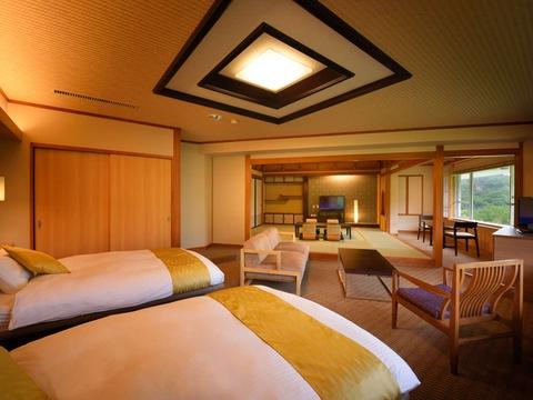 グランドホテル客室