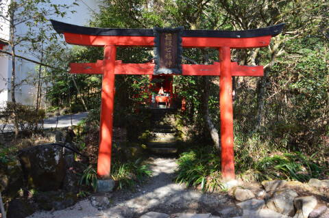 箱根神社七福神様