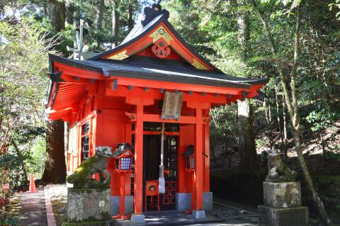箱根神社曽我神社