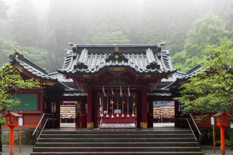 箱根_箱根神社