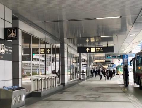 羽田空港第1ターミナル_バス