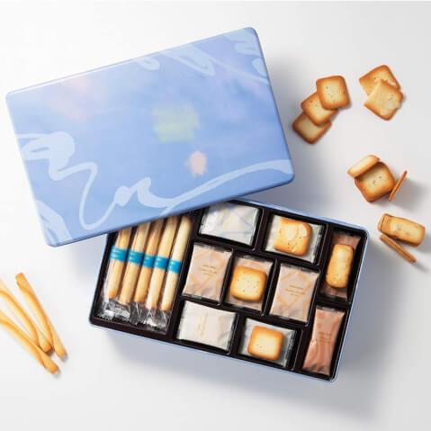羽田空港 おすすめ お土産 ヨックモック クッキー