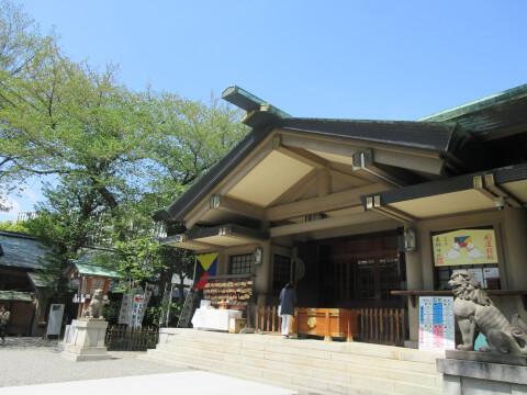 東郷神社 本殿