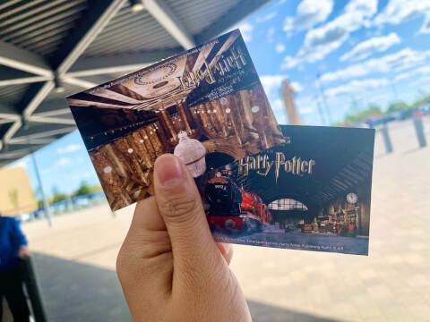 ハリーポッタースタジオ-チケット
