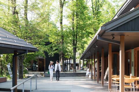 星野リゾート 軽井沢ホテルブレストンコート