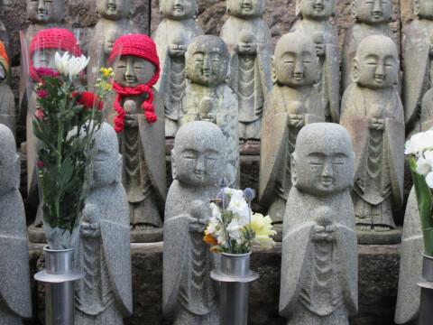 地蔵 長谷寺