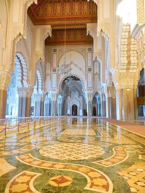 ハッサン二世モスク