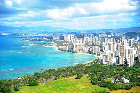 hawaii ハワイ ホノルル