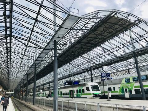 ヘルシンキ駅
